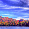 An Autumn Panorama by David Patterson
