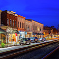 An Early Evening In Ashland by Cliff Middlebrook