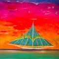 An Emerald Sail by Barry Knauff