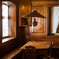 An Empty Table by W Chris Fooshee