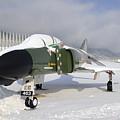 An F-4d Phantom II Aircraft Static by Stocktrek Images