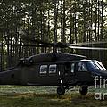 An Hh-60 Pave Hawk Evacuates Injured by Stocktrek Images