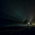 An Illuminated Vermont Night by James Aiken