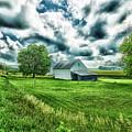 An Iowa Farm by Mountain Dreams