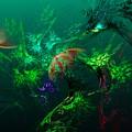 An Octopus's Garden by David Lane