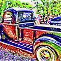 An Old Pickup Truck 3 by Jeelan Clark