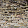 An Uneven Rock/stone/brick Wall by Rikki Prince