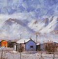Anaktuvuk - Eskimo Village by Galeria Trompiz