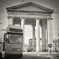 Analog Black And White Photography - Milan - Porta Ticinese by Alexander Voss