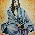 Ananda Mayi Ma by Carolyn Anderson