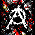 Anarchy Punk by Roseanne Jones