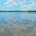 Anasagunticook Lake, Canton, Me, Usa 10 by George Ramos