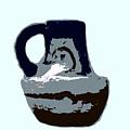 Anasazi Jug by David Lee Thompson