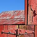 Anatomy Of An Old Barn- Fine Art by KayeCee Spain