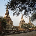 Ancient Buddhist Stupas by Mike Holloway