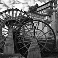 Ancient Chinese Waterwheels by Michele Burgess