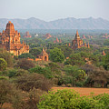 Ancient City Bagan, Burma by Arterra Picture Library