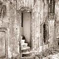 Ancient Door Way by Patricia Bigelow
