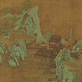 Ancient Landscape by Qiu Ying