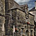 Ancient Mansion - Rochefort-en-terre - La Bretagne by Mark Hendrickson