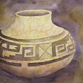 Ancient Pottery by Terry Ann Morris