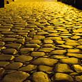 Ancient Roadway by Terry Baldridge