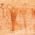 Ancient Rock Art 2 by Tonya Hance