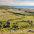Ancient Settlement In The Burren by Pierre Leclerc Photography