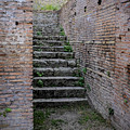 Ancient Stairs Rome Italy by Edward Fielding