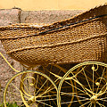 Ancient Swedish Baby Carriage by Dagmar Batyahav
