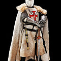 Ancient Templar Knight - 02 by Andrea Mazzocchetti
