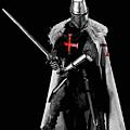 Ancient Templar Knight - 05 by Andrea Mazzocchetti