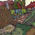 Ancient Village by Wayne Potrafka