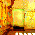 Ancient Wall 8 By Michael Fitzpatrick by Mexicolors Art Photography