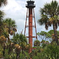 Anclote Key Lighthouse by Barbara Bowen
