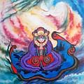 Flygende Lammet      And We Pray by Sigrid Tune