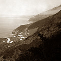 Anderson Creek Labor Camp Big Sur April 3 1931 by California Views Archives Mr Pat Hathaway Archives