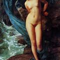 Andromeda by Sir Edward John Poynter
