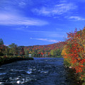 Androscoggin River Headwaters by John Burk