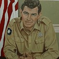 Andy Griffith by Tresa Crain