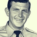 Andy Griffith, Vintage Actor by John Springfield