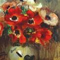 Anemones 1905 by Renoir PierreAuguste