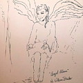 Angel Above by N Willson-Strader