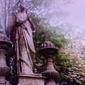 Angel At Old Swedes by Sandy Moulder