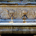Angel Fountain by Harry Spitz