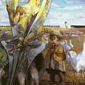 angel i will follow you Jacek Malczewski by Eloisa Mannion