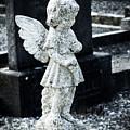 Angel In Roscommon No 3 by Teresa Mucha