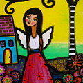 Angel Nilda by Pristine Cartera Turkus