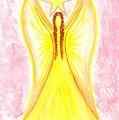 Angel Of Confidence by Konstadina Sadoriniou