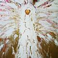 Angel Of Divine Healing by Alma Yamazaki